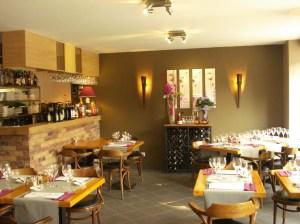 Spa, Restaurant Les Trois A